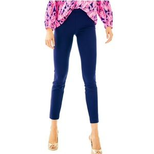 Lilly Pulitzer Alessia Stretch Dinner Pants 10